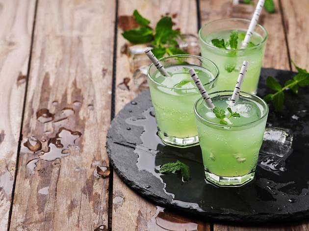 5 of L.A.'s best green cocktails to try this St. Patrick's Day