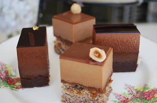 Ganache Chocolate