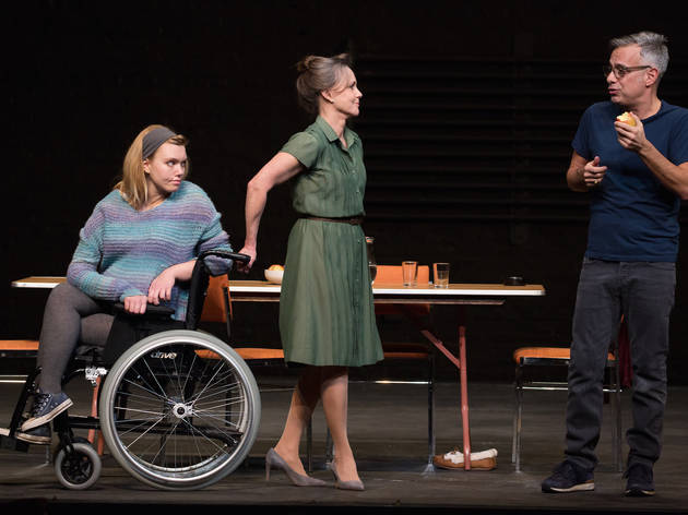 Broadway review: The Glass Menagerie gets a modern, minimalist look with Sally Field