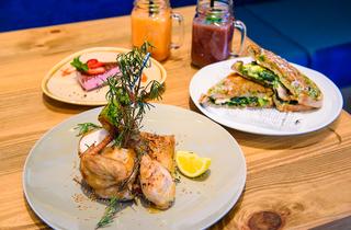 都立公園では初、駒沢オリンピック公園内にレストランが誕生