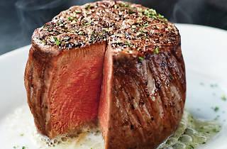 Ruth's Chris Steak House, ribeye
