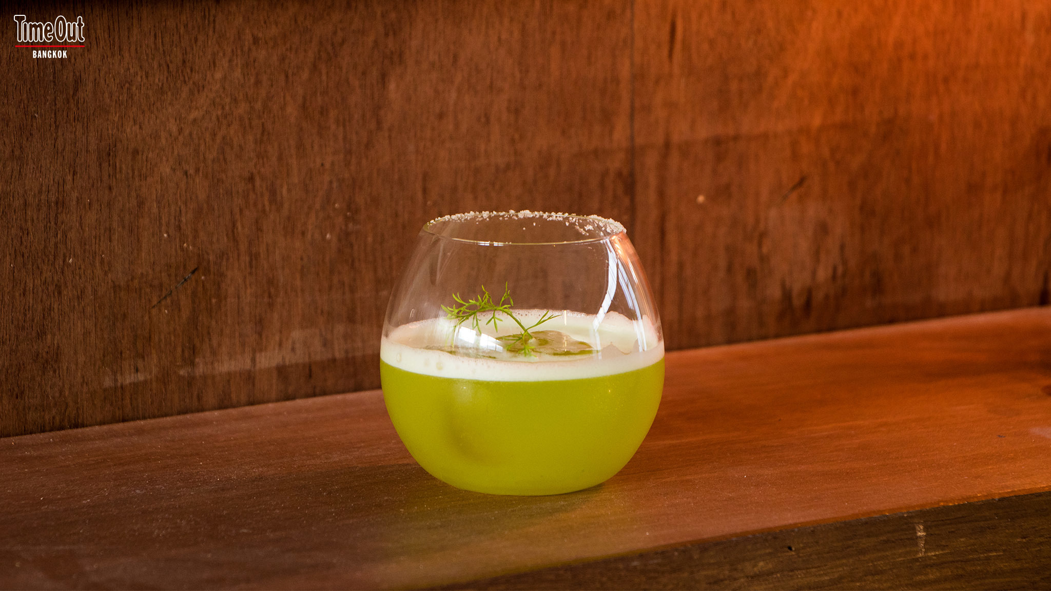 Kunchai/Melon, cocktail at Ku Bar