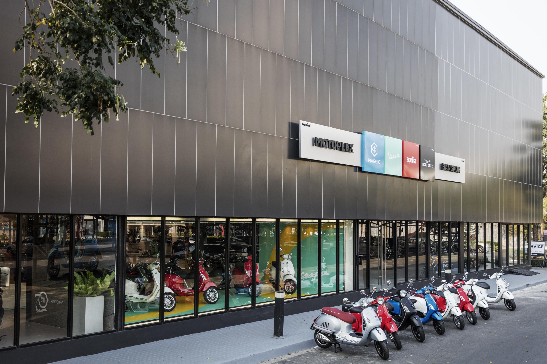 เปิดแล้ววันนี้ ! Motoplex Bangkok ไลฟ์สไตล์คอมมูนิตี้รถมอเตอร์ไซค์พรีเมี่ยมสัญชาติอิตาลีใหญ่ที่สุดในเอเชียตะวันออกเฉียงใต้