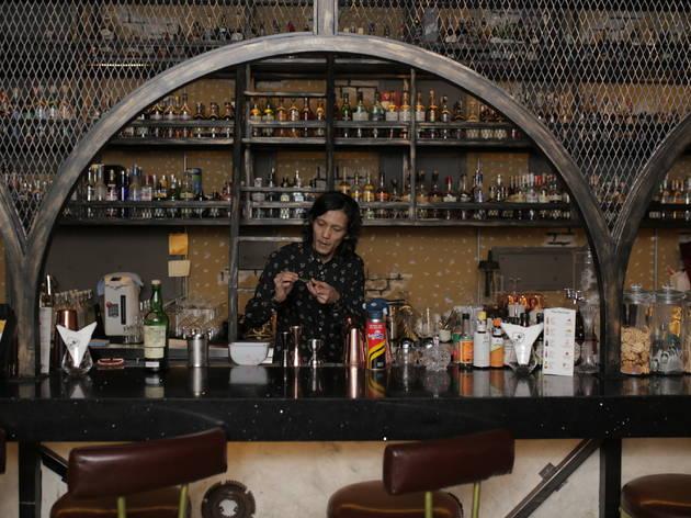 Crime Cocktail Bar
