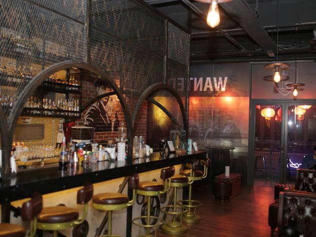 Now open: Crime Cocktail Bar