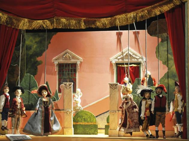 casa da marioneta