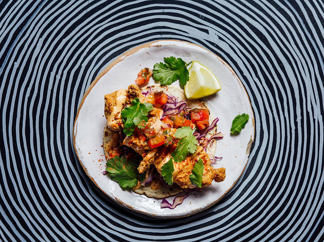 best new restaurants in london, breddos