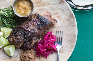 best new restaurants in london, el pastor