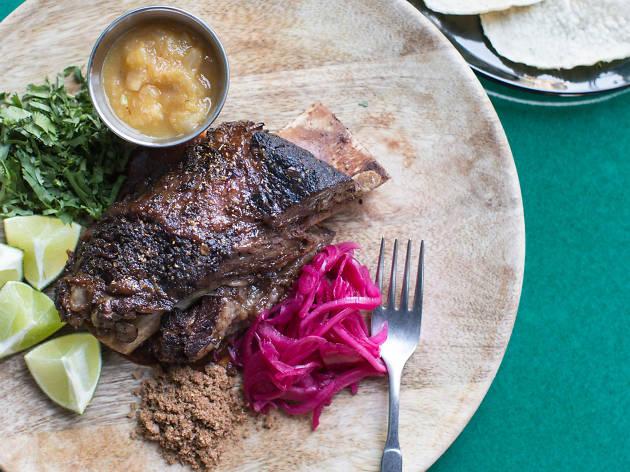 best new restaurants in london, el pastor