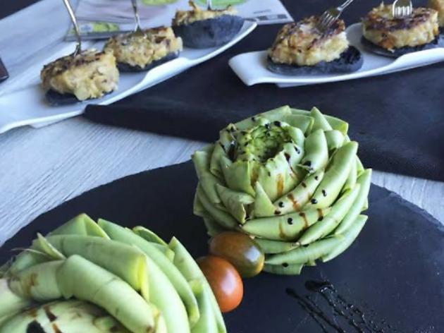 Gran varietat de restaurants adherits a la carxofada