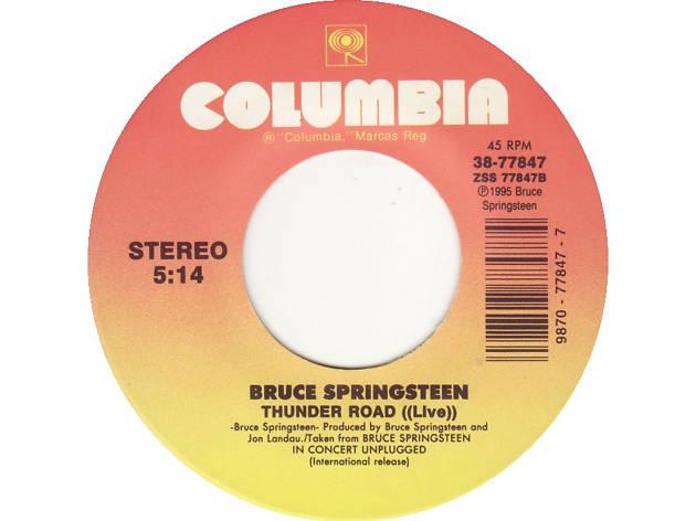 Thunder Road, Bruce Springsteen, best songs