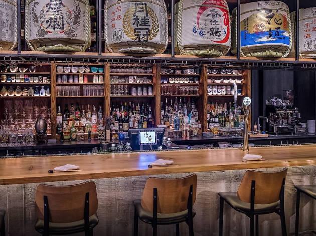 best new restaurants in london, sakagura