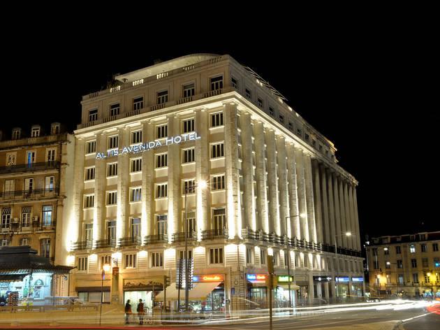 Altis Avenida Hotel (©DR)