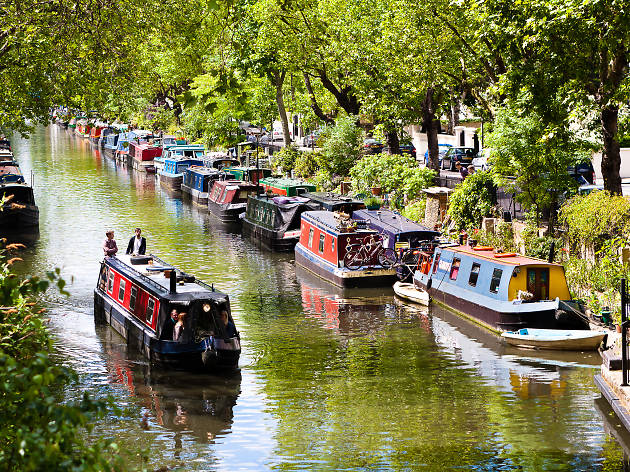 Explore: Little Venice