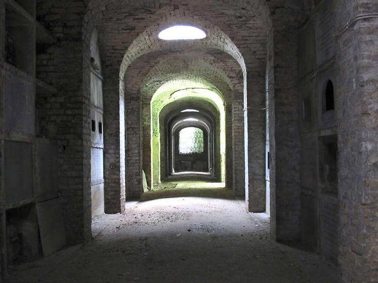 Terrace Catacombs