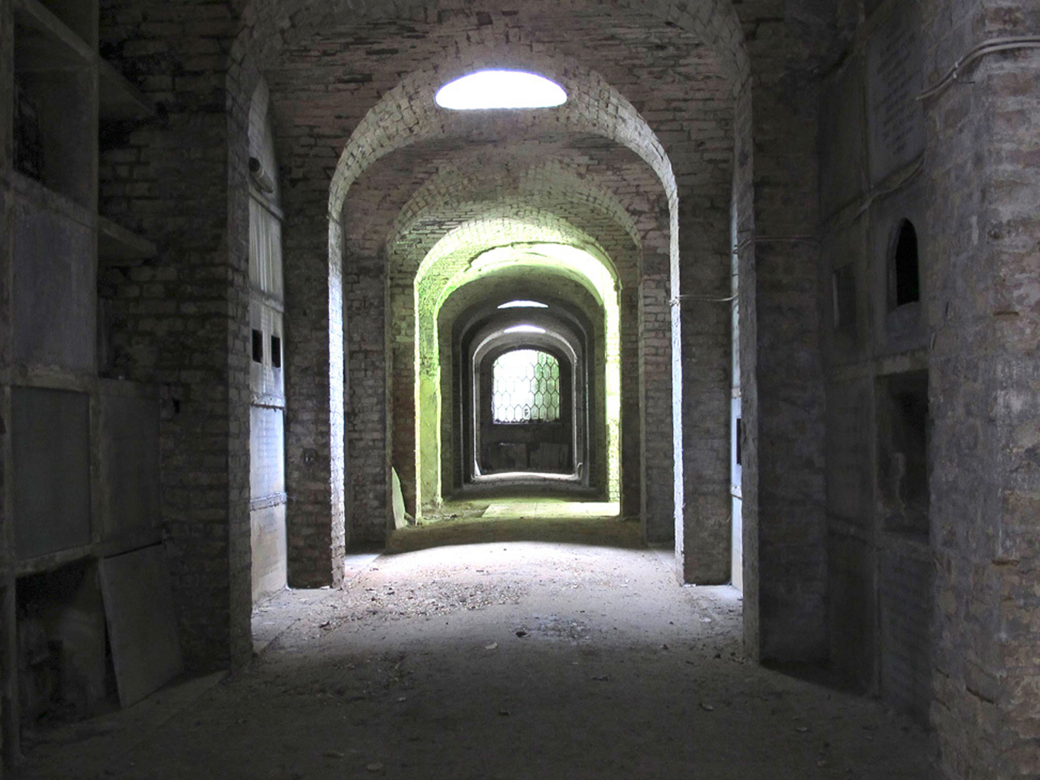 Terrace Catacombs