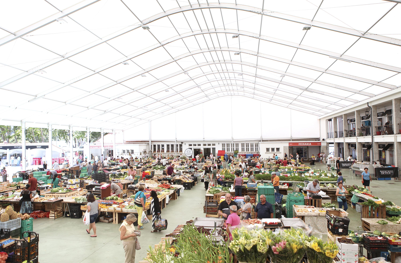 Mercado saloio, cascais