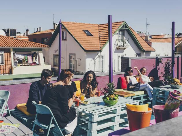 Restaurante, Cascais, Esplanada, Terraço, House of Wonders