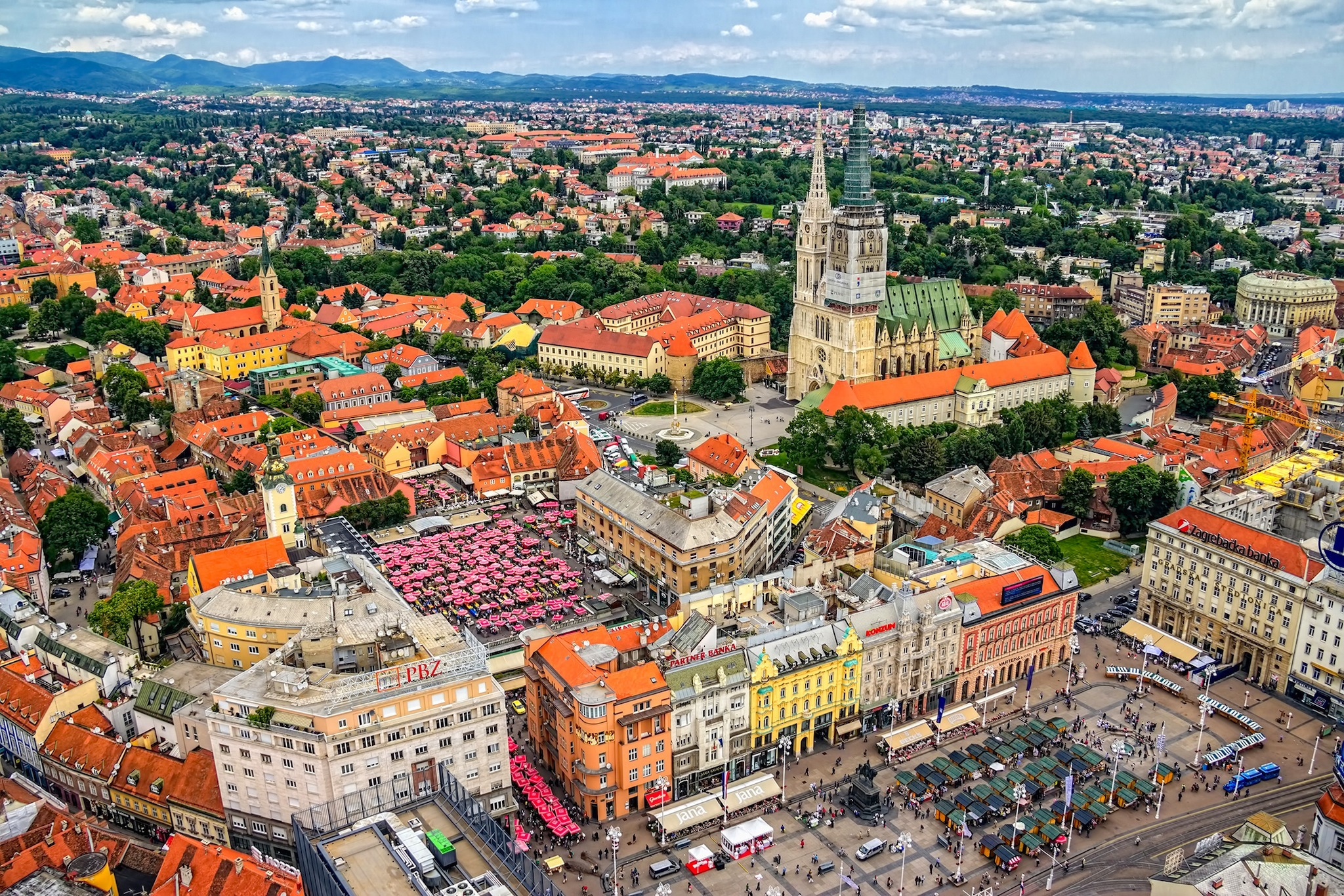 6 things you can do in Zagreb that you can't do in London