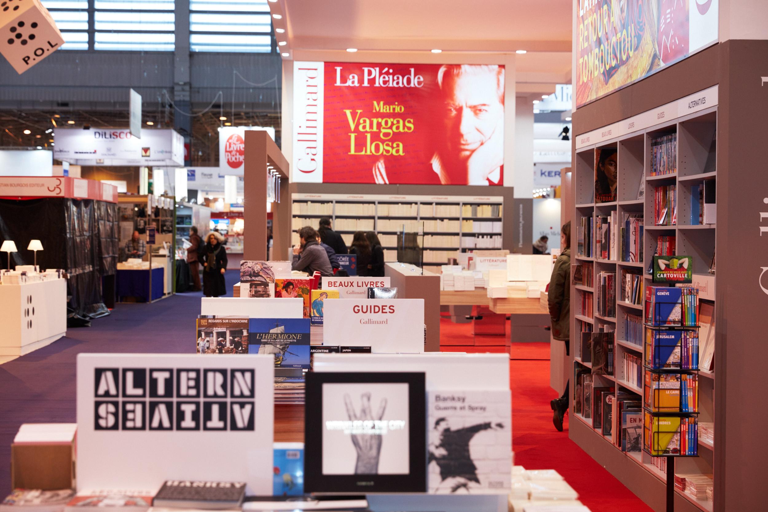 Salon du Livre 2017