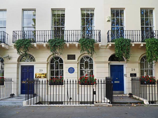 Virginia Woolf, LGBT landmarks