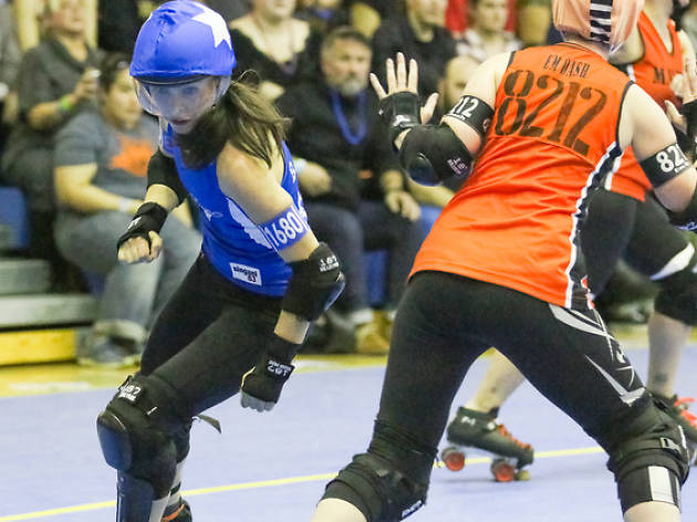 Mexico City Roller Derby