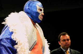 Lucha México (Foto: Cortesía Ambulante)