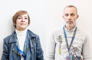 Caras da ModaLisboa #2: os bastidores são de Luís Pereira e da artista Sara Sá Machado