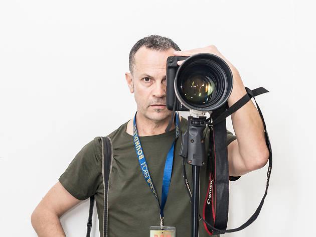 Caras da ModaLisboa #4: Rui Vasco, pronto para disparar