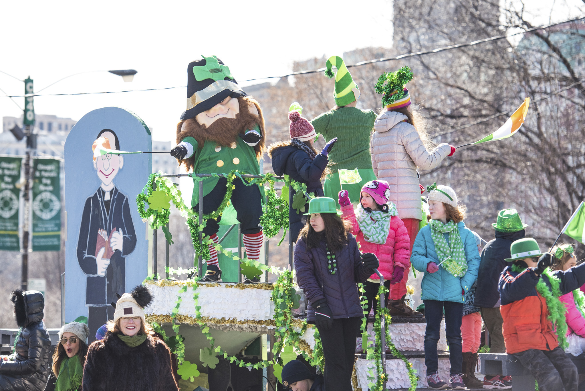 St. Patrick's Day Parade 2017