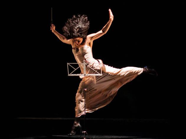 Bailar en la Berlanga. Patricia Ruz. Humo