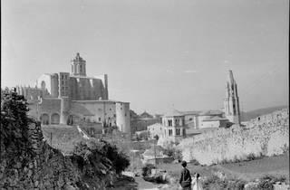 Girona des de Montjuïc