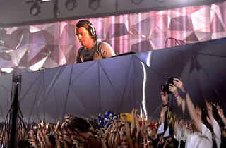Electric Bounce House: Axwell ^ Ingrosso and Steve Aoki