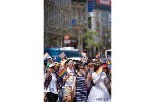 東京レインボープライド2017