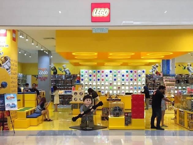 LEGO Store Pavilion Elite | Shopping in Bukit Bintang, Kuala Lumpur