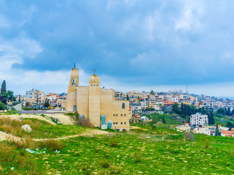 Чем заняться в Назарете, колыбели христианства