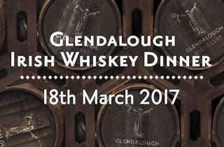Annual Glendalough Irish Whiskey Dinner HK