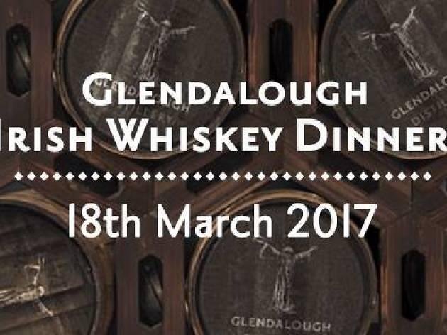 Annual Glendalough Irish Whiskey Dinner HK