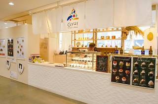 onigily cafe gyu!