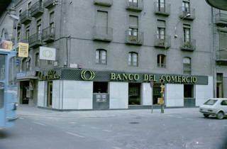 Banco del Comercio,1983 (© Ajuntament de Girona. CRDI (Miquel Morillo) )