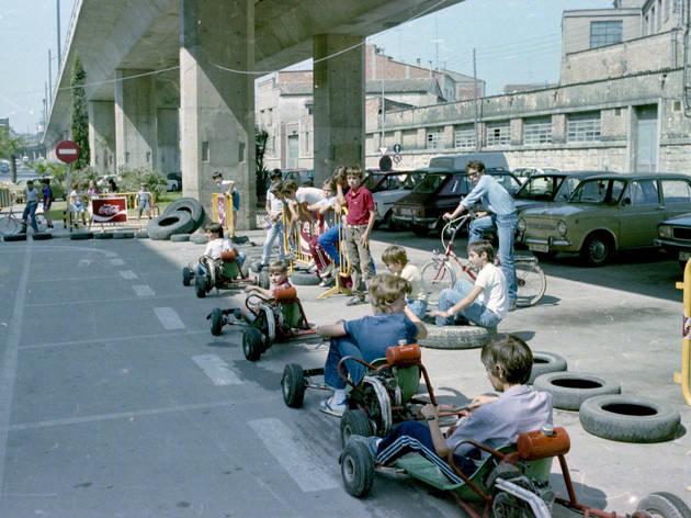 Circuit infantil de karts (© Ajuntament de Girona. CRDI (Miquel Morillo))