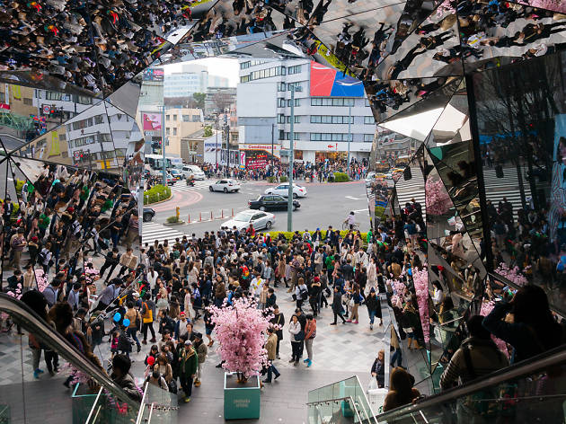 Omotesando Tokyu Plaza - generic - istock