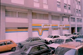 Supermercat Valvi, 1985 (© Ajuntament de Girona. CRDI (Miquel Morillo) )