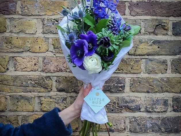 Mother's Day Hand-Tied Bouquet Workshop, Little Bud x Social Pantry