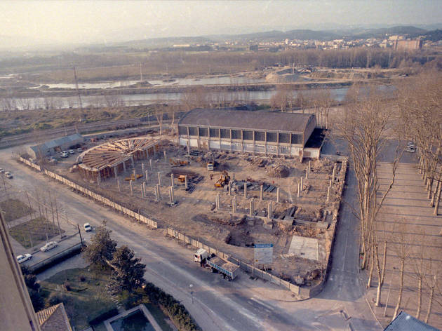 Palau Firal, 1988 (© Ajuntament de Girona. CRDI (Miquel Morillo) )