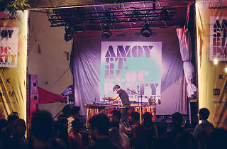 Amoy Street Bloc Party