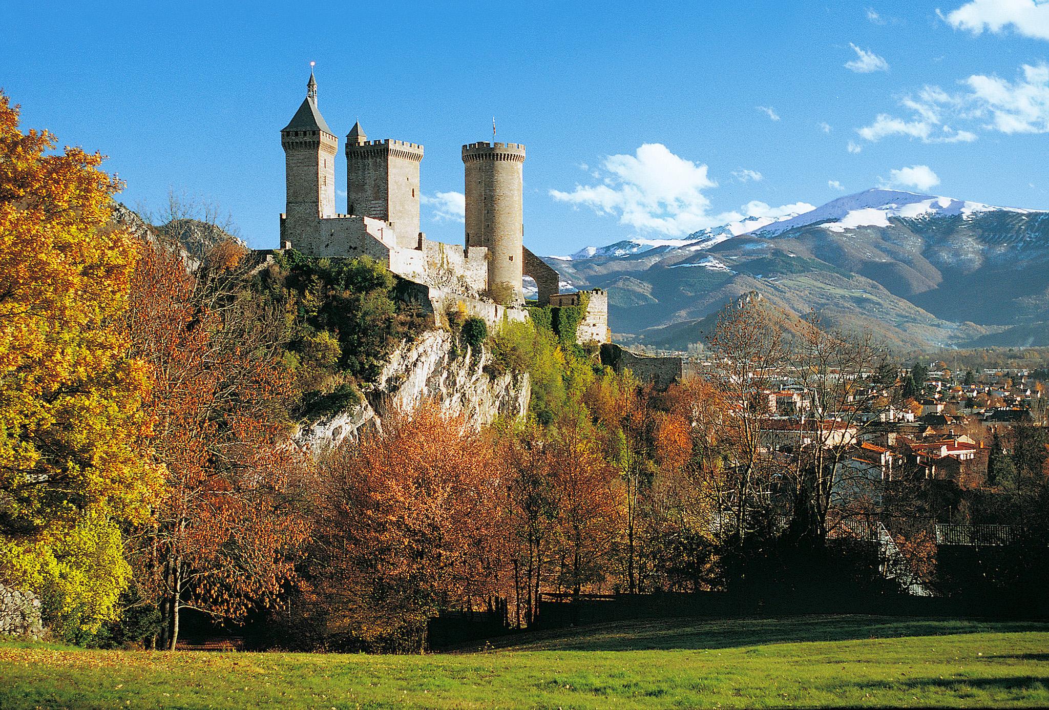 London to Barcelona via Latour-de-Carol & the Pyrenees