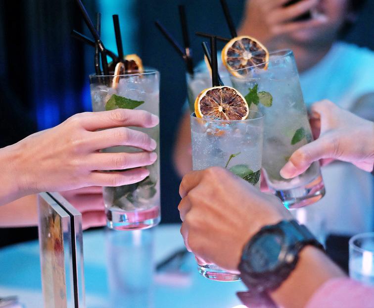Singapore Cocktail Festival, Singapore Next Top Cocktail
