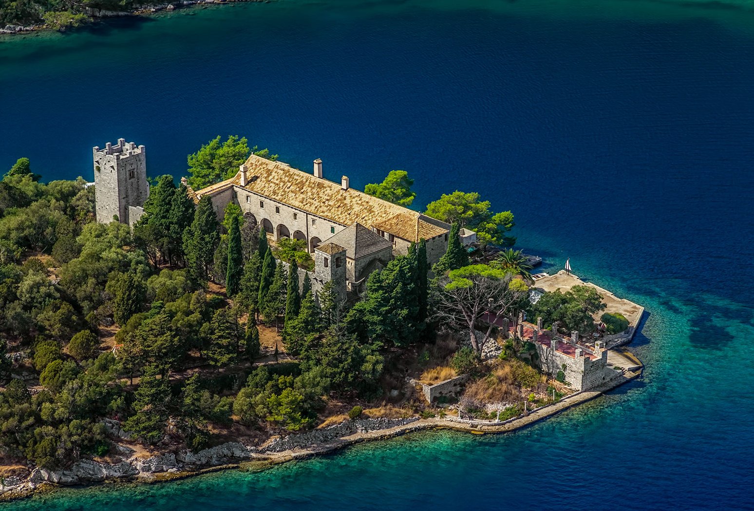 Apply for a once-in-a-lifetime experience working at a National Park in Croatia