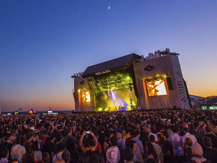 Festivais de Verão cancelados até ao final de Setembro
